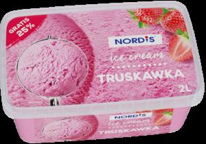 ICE CREAMŚmietanka-truskawka-czekolada